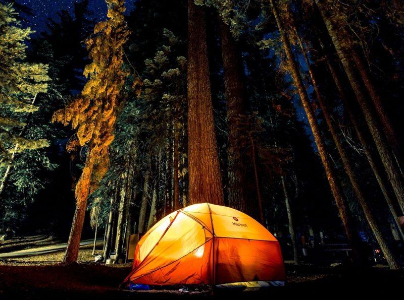Kamp Yapmak İçin Gerekli Malzemeler Hangileri?